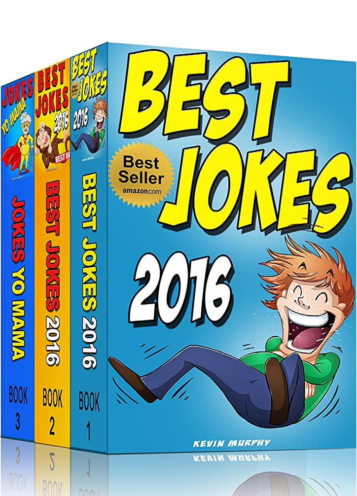 ひねりイライラするギャングスターJOKES : Best Jokes 2016 Bundle (Jokes, Jokes Free, Jokes for Kids, Jokes for Kids Free, Best Jokes, Yo Mama Jokes, Yo Mama Jokes Free for Kindle) (English Edition)