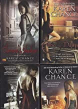 4 Cassis Palmer Mass Markt Paperback Novels: Curse the Dawn - Claimed By Shadow - Touch the Dark - Embrace the Night.