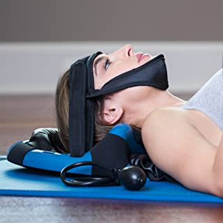 posture neck exercising cervical spine hydrator pump