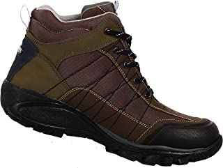 Discovery EXPEDITION Boots for Women Leather Brown Mod SOCHI