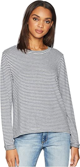 Chasing You Stripe Long Sleeve Top