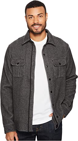 Smartwool - Anchor Line Herringbone Shirt Jacket