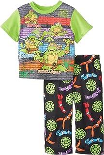 AME Sleepwear Little Boys' Teenage Mutant Ninja Turtles Pajama Set