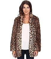 NYDJ - West End Cheetah Coat