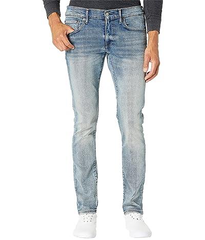 Lucky Brand 110 Slim Advanced Stretch Jeans in Zuma