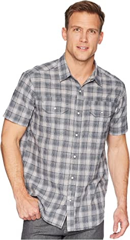 Leadville Ridge Yarn-Dye Short Sleeve Top