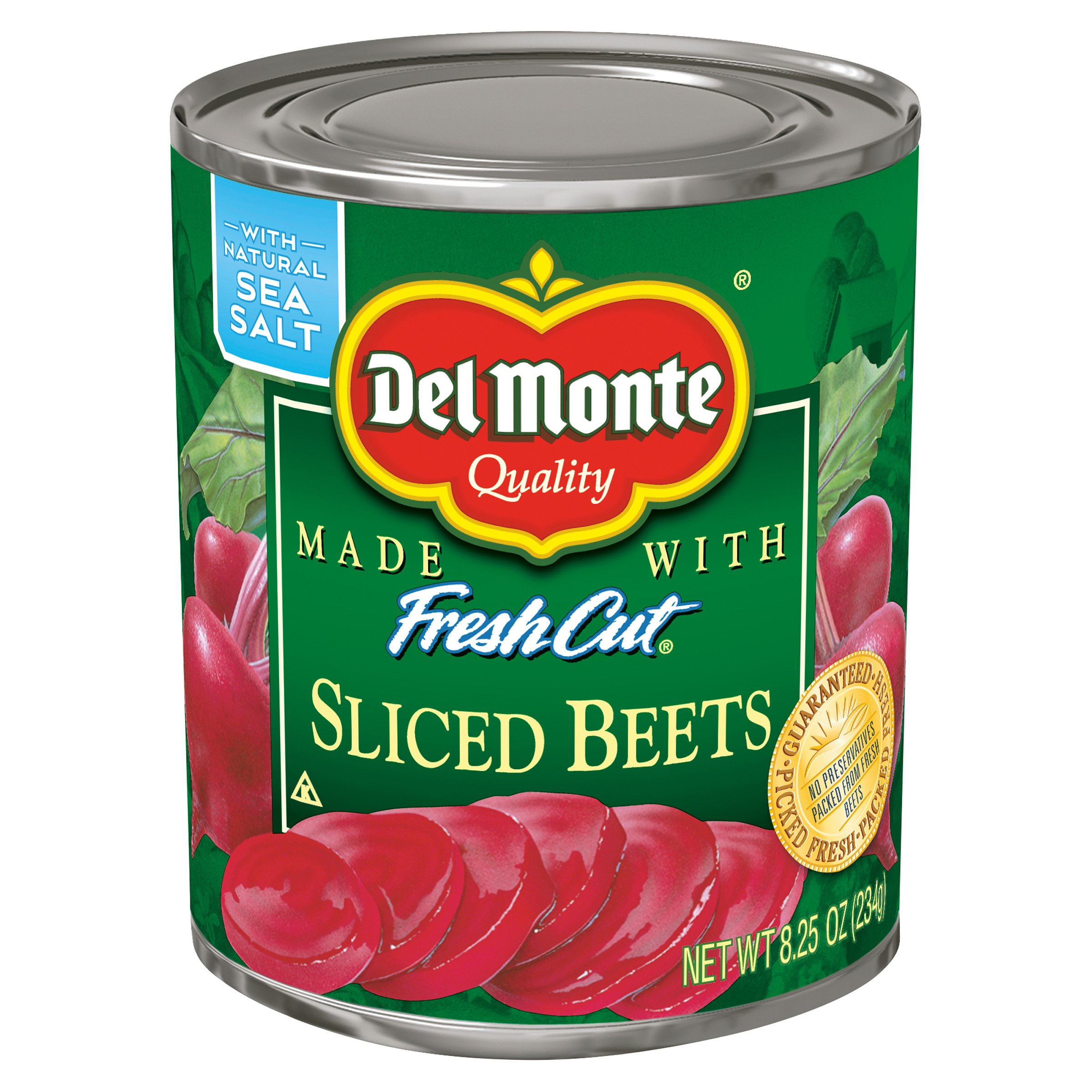 Del Monte Canned Sliced Beets