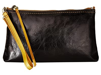 Hobo Darcy (Black) Cross Body Handbags