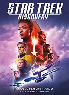 Star Trek: Discovery  Guide to Seasons 1 and 2, Collector`s Edition (Book) (Titan Star Trek Collections)