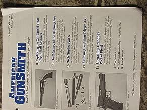 American GunSmith February 1999 Volume XIV Number 2