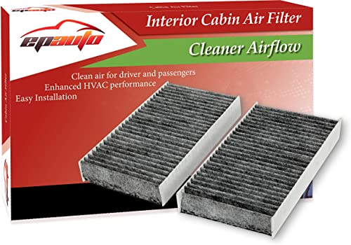 wholesale EPAuto CP135 (CF10135) Replacement for Honda/Acura Premium Cabin Air Filter outlet online sale online sale includes Activated Carbon outlet online sale
