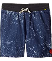 Munster Kids - Dye Lot Walkshorts (Toddler/Little Kids/Big Kids)