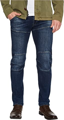 G-Star - 5620 Deconstructed 3D Low Tapered in Medium Aged