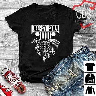 JEEPSY SOUL T-Shirt, Birthday gif shirt, Gif shirt, Hoodie