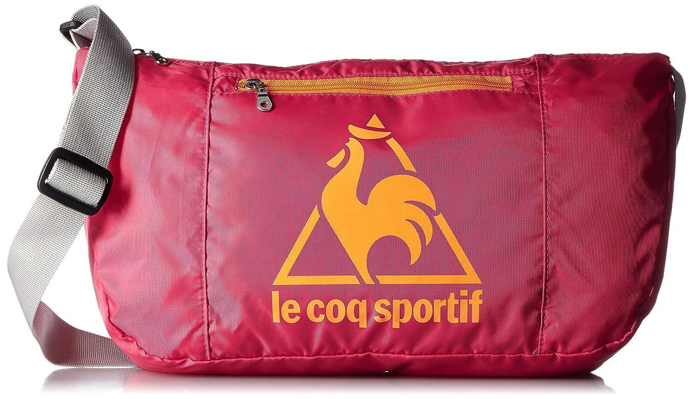 長老ブロッサム血色の良い[ルコックスポルティフ] Le coq sportif (ルコック スポルティフ) Le coq sportif ショルダーバッグ コンパクトショルダーバッグ [ユニセックス] QA-660155