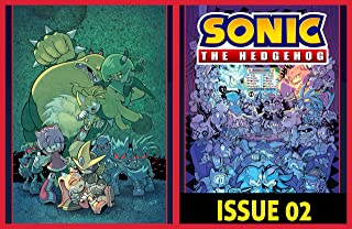 Sonic: The Hedgehog 2018 Comics Books Vol. 02 (English Edition)
