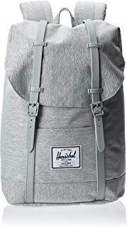 Herschel Pop Quiz Backpack, Grey/Black, One Size
