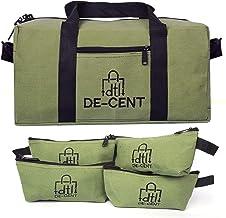 Canvas Tool Bag Heavy-Duty   Gratis bonus: 4 grote gereedschapszakken met ritssluiting   Jumbo Mechanic Tool Bag   Tactisc...