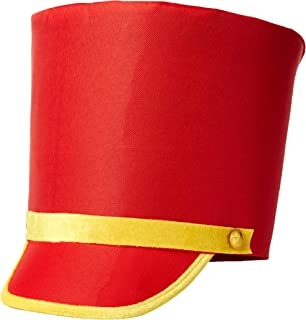 Forum Novelties Men's Deluxe Toy Soldier Hat