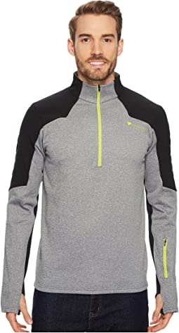 Obermeyer - Semishell 1/4 Zip Fleece