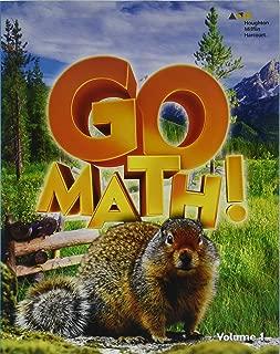 Go Math!: Homeschool Package Grade 4