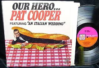 Our Hero...Pat Cooper (USA 1st pressing vinyl LP)