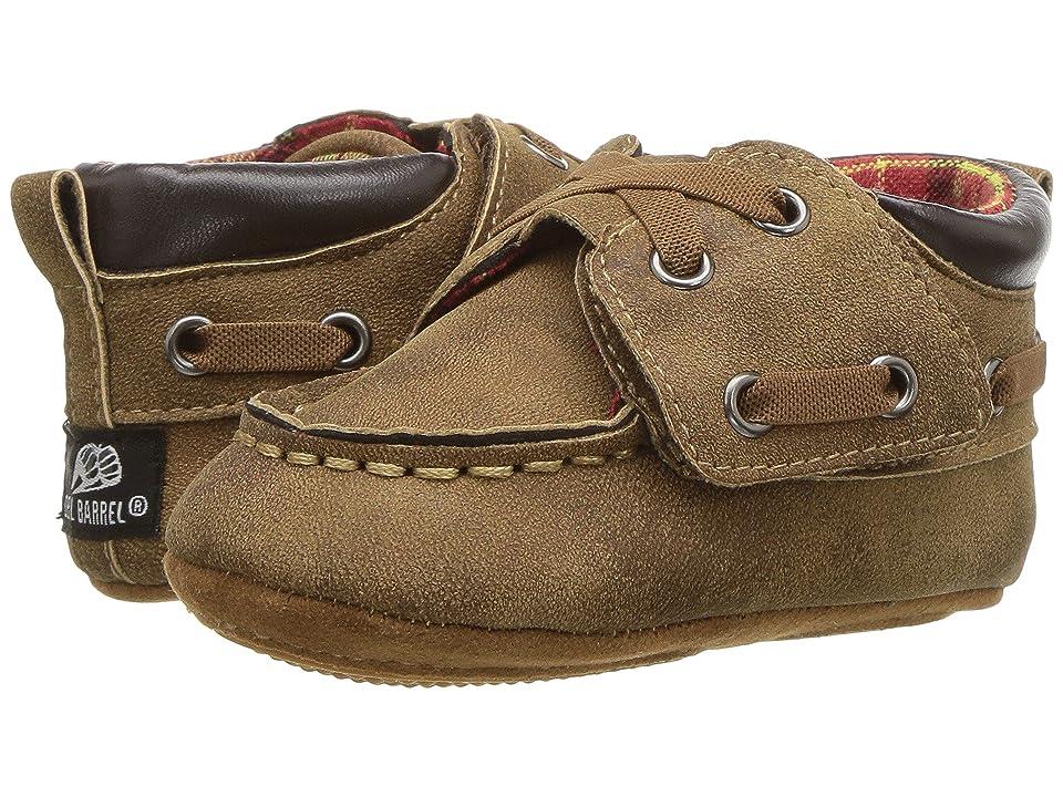 M&F Western Kids Easton (Infant/Toddler) (Tan) Cowboy Boots