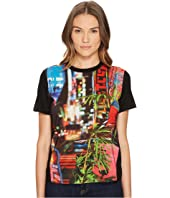 Paul Smith - Neon Sign Print T-Shirt