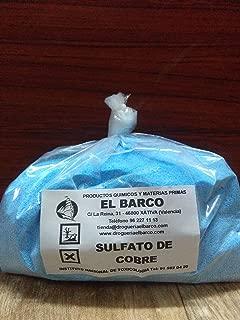 Sulfato de Cobre (II) 1Kg