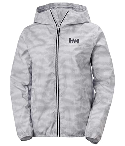 Helly Hansen Belfast II Packable Jacket (White Active Grid) Women