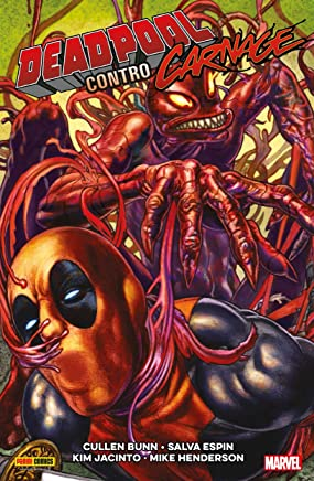 Deadpool Contro Carnage