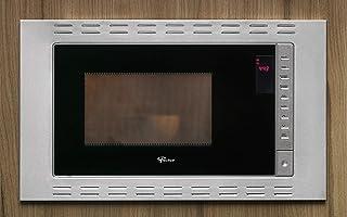 Forno Micro-ondas Fischer Fit Line Embutir 25L Inox 220V