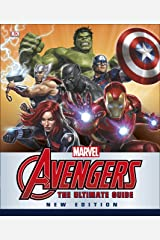 Marvel Avengers Ultimate Guide New Edition (My First Touch & Feel Cards) Hardcover