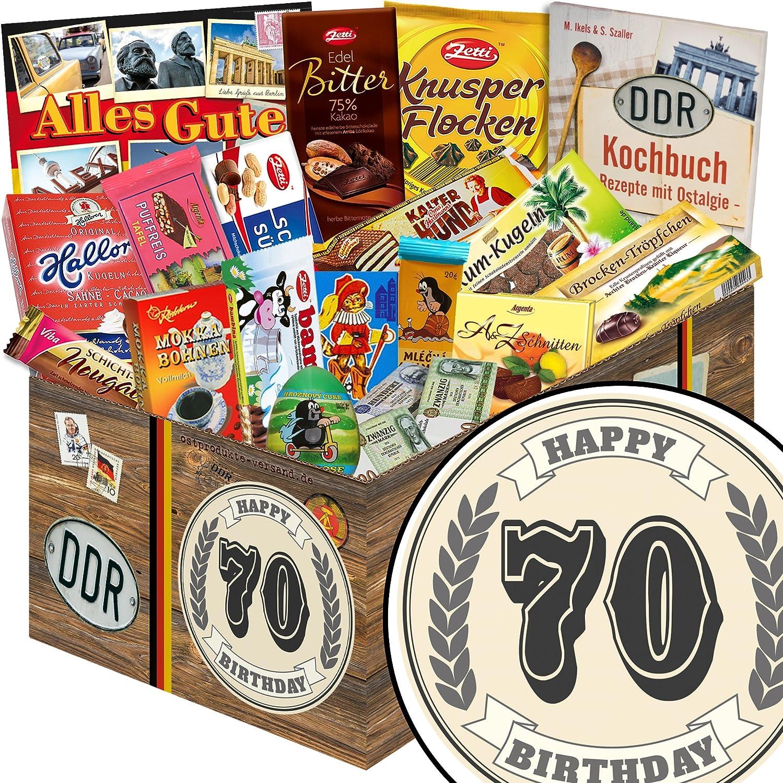 Geschenk zum 70.     DDR Box Schoko   70 Geburtstag lustige Geschenke Manner B07DS9TXG3   Neuheit Spielzeug  2e7bb4