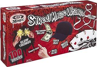 Ideal Magic Street Magic Wizard 100 Tricks Kids Magic Set