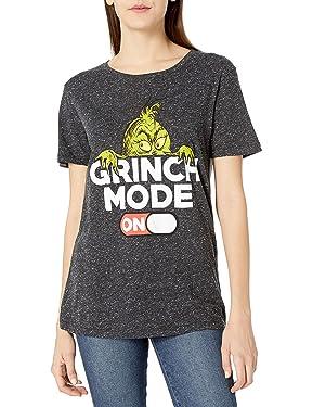 Dr. Seuss Women's Ugly Christmas T-Shirt
