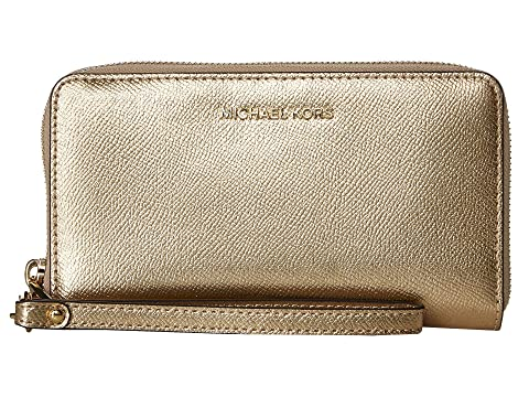 89d3fc90e45e MICHAEL Michael Kors Large Flat Multifunction Phone Case at Zappos.com