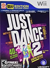 Just Dance 2 Best Buy Edition w/ 3 Extra Songs
