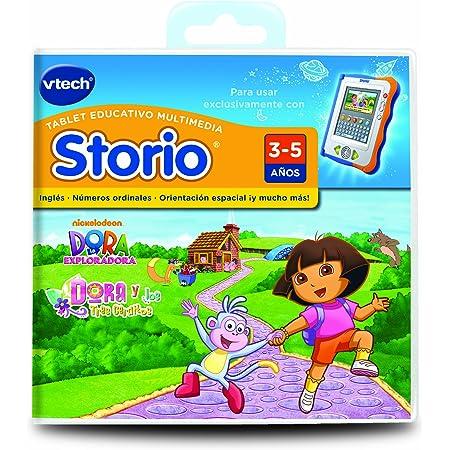 Amazon.es: VTech- Disney Cartucho para Storio, Color Ninguno ...