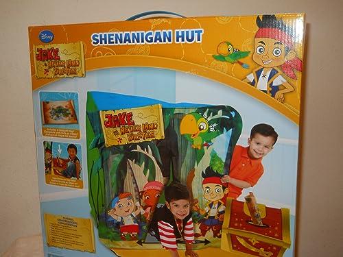 Precio al por mayor y calidad confiable. Disney Jake Neverland Pirates - Shenanigan Hut Hut Hut by Playhunt EZ Twist  Venta en línea precio bajo descuento