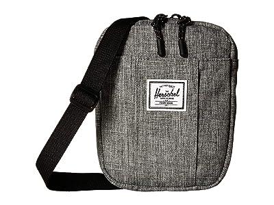 Herschel Supply Co. Cruz (Raven Crosshatch) Bags