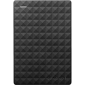 Seagate Expansion Portable, tragbare externe Festplatte 2 TB, 2.5 Zoll, USB 3.0, PC & Notebook, Modellnr.: STEA2000400