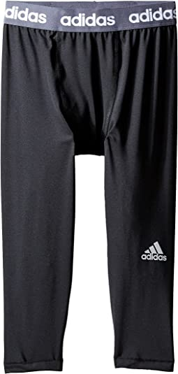 adidas Kids - Base Layer 3/4 Tights (Big Kids)