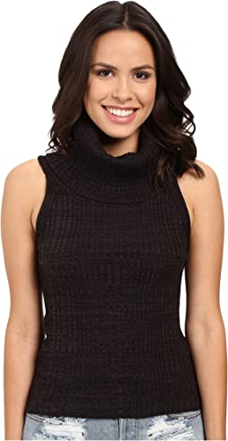 Carly Cowl Solid Sweater