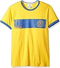 U.S. POLO ASSN. Men's Short Sleeve Crew Neck Print T-Shirt