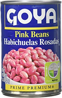 canned pink beans