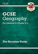 New Grade 9-1 GCSE Geography Edexcel A - Revision Guide (CGP GCSE Geography 9-1 Revision)