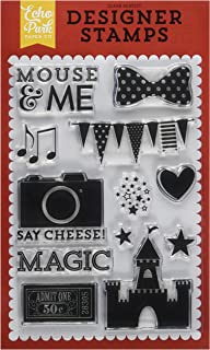 Echo Park Paper Company Mouse & Me Stamp