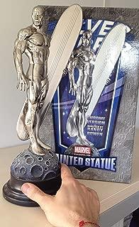Silver Surfer (Chrome Variant) Statue Bowen Designs!