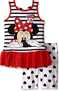 a80cf9391aca2 Amazon.com: Minnie Mouse - Clothing Sets / Clothing: Clothing, Shoes ...